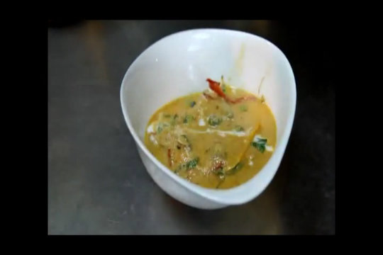 Panaeng Curry of Chicken Recipe