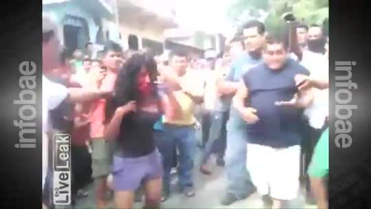 Barbarie en Guatemala: Quemaron viva a una joven de 16 años
