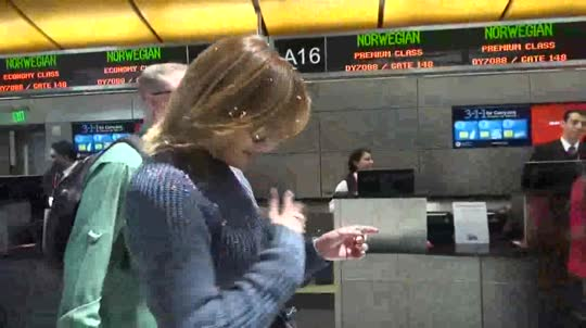¡Jennifer López atacada por un payaso!