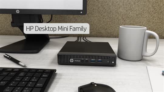 HP Desktop Mini Family