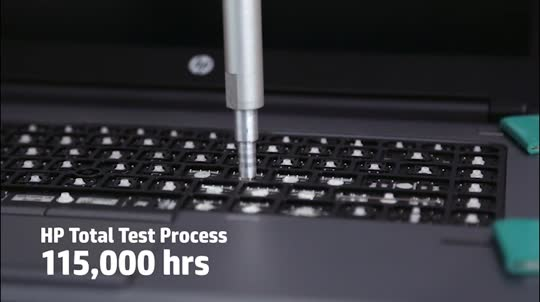 HP Total Test Process Testing