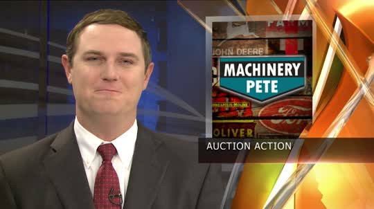 AgDay Machinery Pete 11/30/15