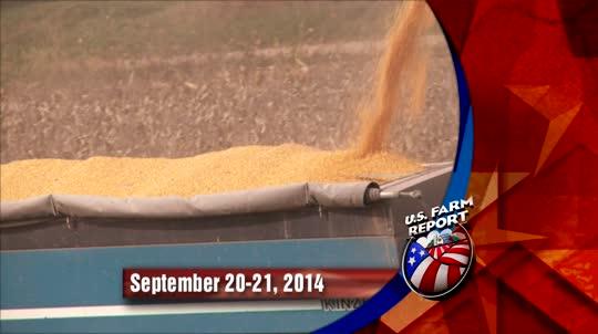 U. S. Farm Report: 09/20/2014