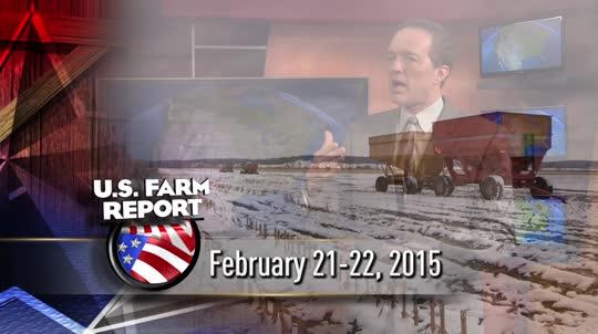 U.S. Farm Report 2/21/2105