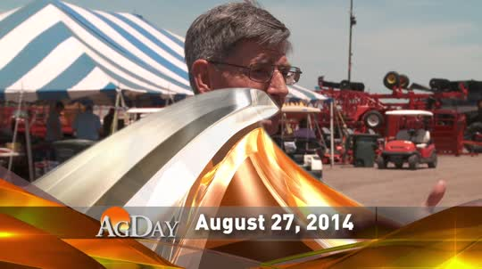 AgDay: 08/27/2014