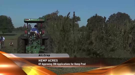 AgDay-Hemp Acres in Kentucky-1/10/17