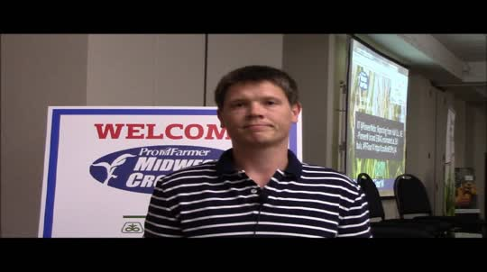 Wal-Mart Buyer Talks Crop Tour