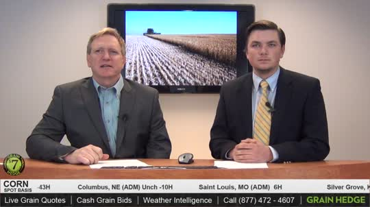Grain TV Report: 12/24/2014