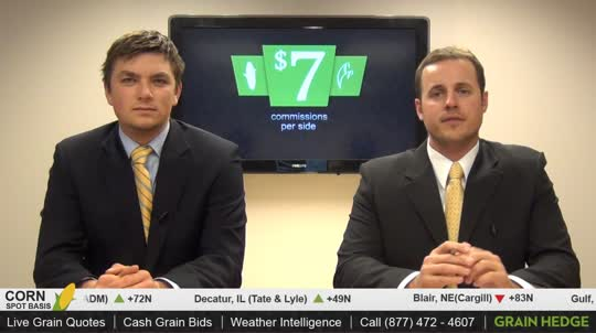Grain TV Report: 05/23/2013