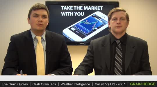Grain TV Report: 03/14/2014