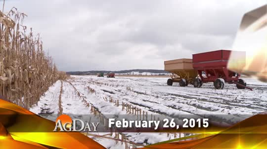 AgDay: 02/26/2015