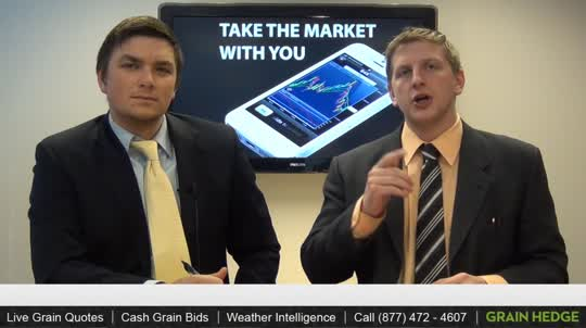 Grain TV Report: 12/19/2013