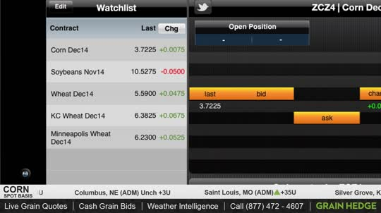 Grain TV Report: 08/19/2014