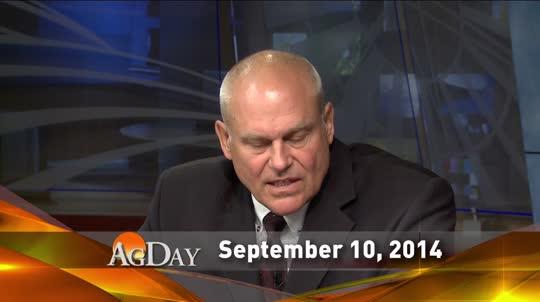 AgDay: 09/10/2014