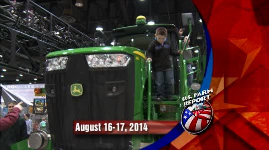 U. S. Farm Report: 08/16/2014