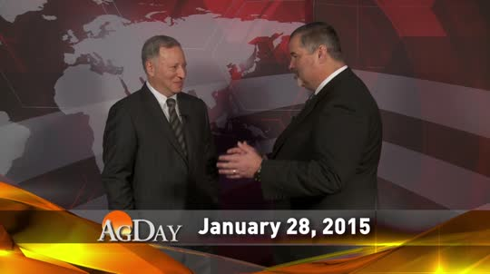 AgDay: 01/28/2015