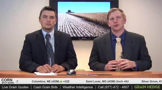 Grain TV Report: 09/09/2014
