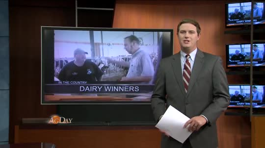 Meet the 2013 Dairyman of the Year: