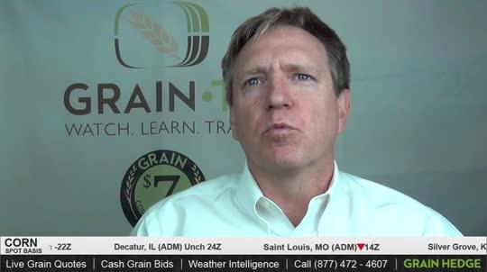 Grain TV Report: 11/23/2015