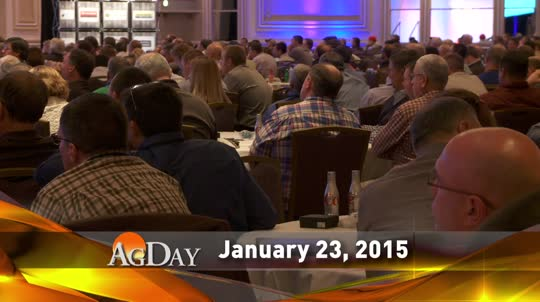 AgDay: 01/23/2015