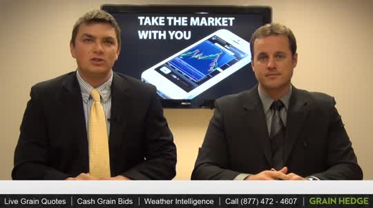 Grain TV Report: 03/10/2014