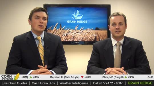Grain TV Report: 05/20/2013