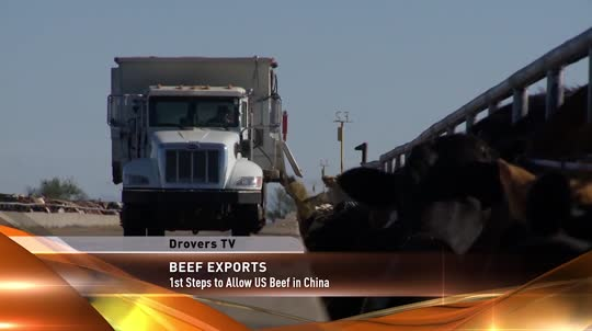 AgDay-China Could Lift U.S. Beef