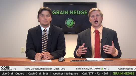Grain TV Report: 07/22/2014