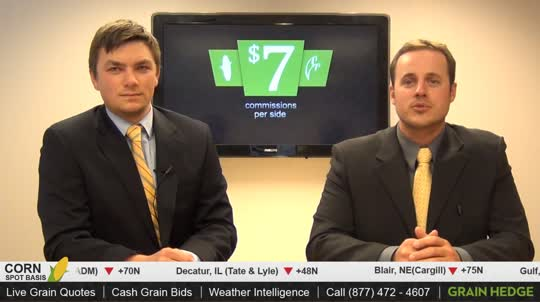Grain TV Report: 05/24/2013