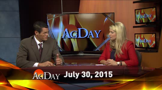 AgDay 07/30/2015