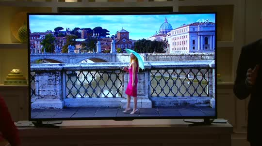 sharp 65 inch tv roku. on-air presentation sharp 65 inch tv roku