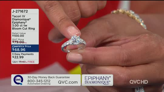 Qvc Com diamonique wedding ring sets