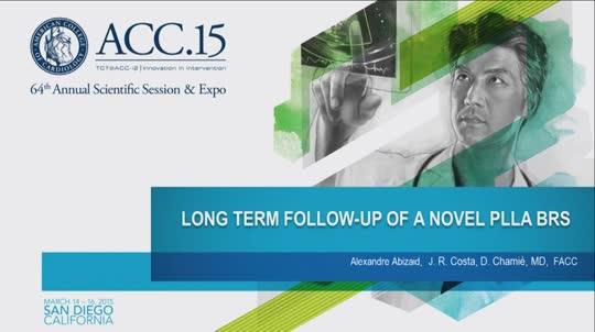 TCT@ACC-i2 2015: Live Case - Instituto Dante Pazzanese de Cardiologia, Sao Paolo, Brazil - III