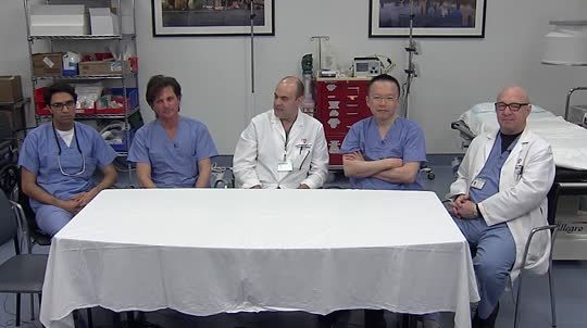 CTO 2015: Live Case Review I
