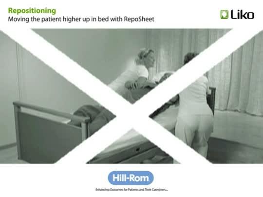 Reposheet Hebehilfsmittel Hill Rom Com