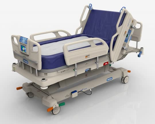 Video: Bed Articulations on the Envella Bed