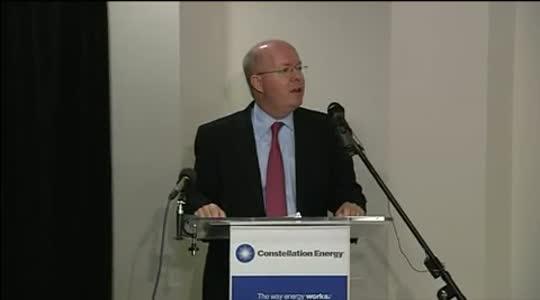 CEG Press Conference