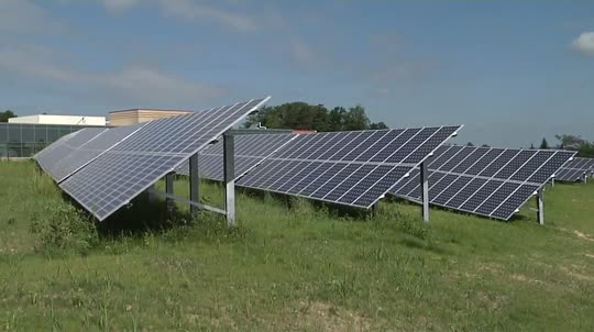 Constellation Solar Installation for Maryland Environmental Service