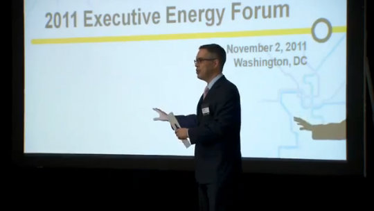 Executive Energy Forum 2011