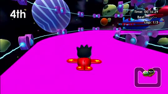 Wii-U-Hello-Kitty-Kruisers-Gameplay-enGB