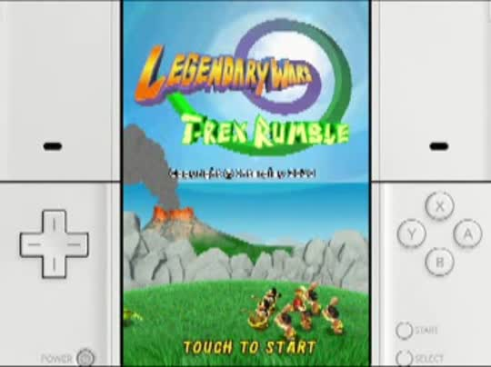 legendary_wars_t-rex_rumble-ll-trexrumble_dsiware_trailer