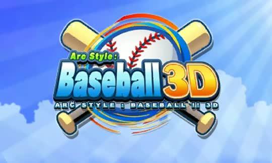 3DSDS Arc Style Basbeall 3D Trailer DeDE Partnersuche Frauen Griechenland Oktober ArcStyleBaseball3D 01 Online Chat Room Free Manila