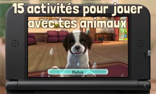 i love my pets nintendo 3ds jeux nintendo. Black Bedroom Furniture Sets. Home Design Ideas