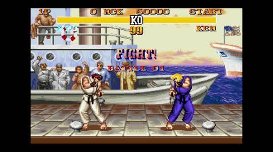 street fighter ii jeu - photo #20