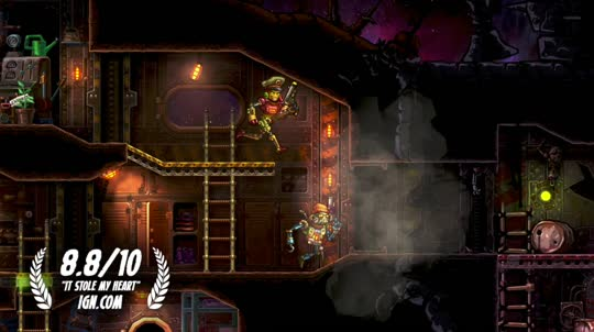 WiiUDS-SteamWorld-Heist-Trailer-enGB
