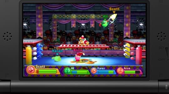 kirby fighters deluxe jeux t l charger sur nintendo 3ds jeux nintendo. Black Bedroom Furniture Sets. Home Design Ideas