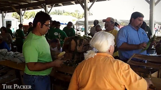 Sweet corn fiesta celebrates Florida crop
