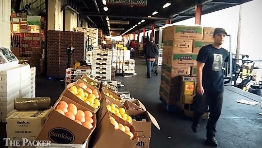 Growth prompts San Francisco Produce Market expansion