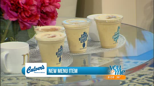 $2 Pumpkin Shakes at Culver's - Today