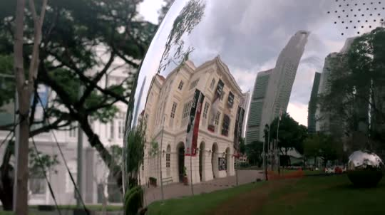Vice and Virtue: 1800s Singapore